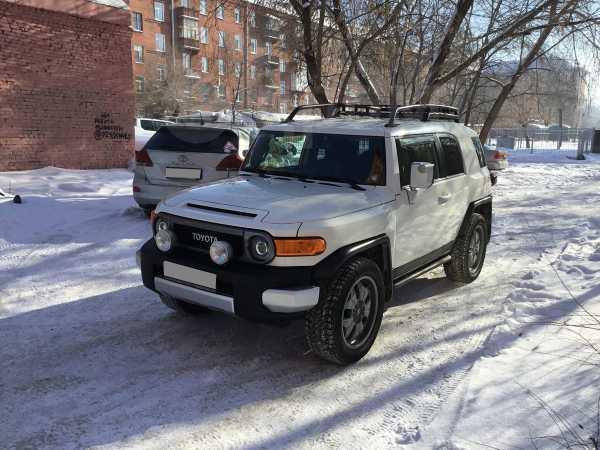 Toyota FJ Cruiser, 2012 год, 2 950 000 руб.