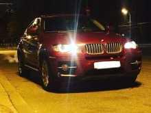 Москва BMW X6 2008