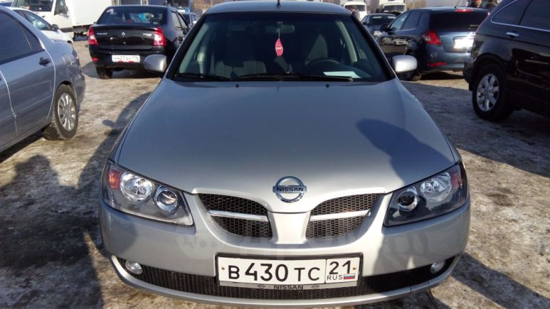 Nissan Almera, 2005 год, 218 000 руб.