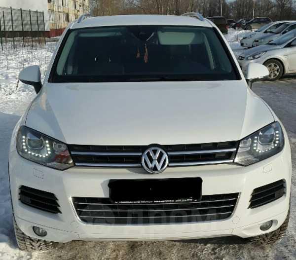 Volkswagen Touareg, 2013 год, 1 600 000 руб.
