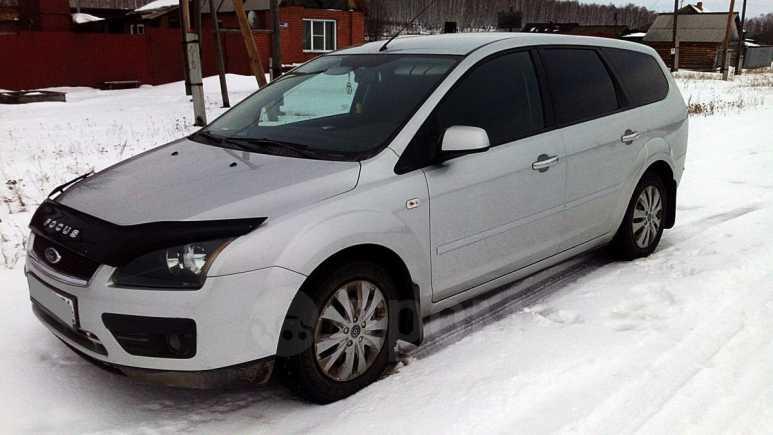 Ford Focus, 2007 год, 289 000 руб.