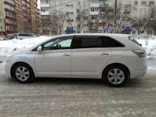 Новосибирск Mark X Zio 2011