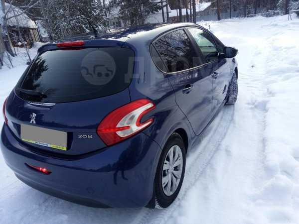 Peugeot 208, 2013 год, 499 999 руб.