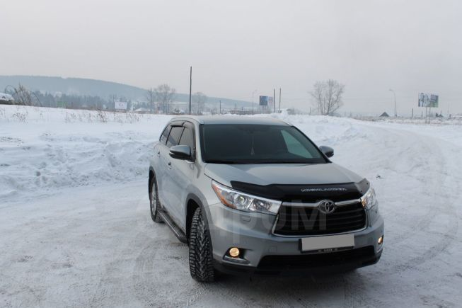 Toyota Highlander, 2014 год, 2 250 000 руб.