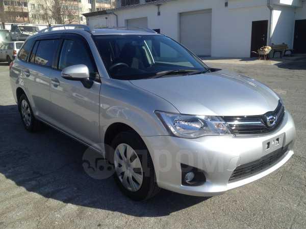 Toyota Corolla Fielder, 2013 год, 745 000 руб.