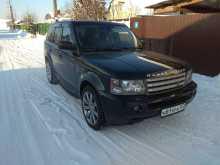 Новый Уренгой Range Rover 2007