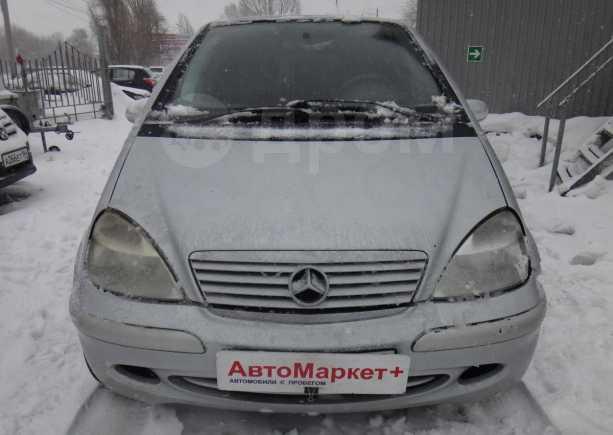 Mercedes-Benz A-Class, 2003 год, 210 000 руб.
