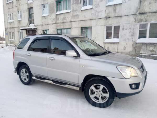 Kia Sportage, 2008 год, 500 000 руб.