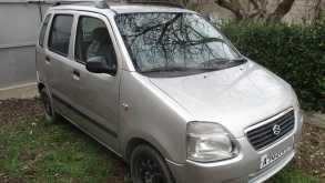 Севастополь Wagon R Plus 2002