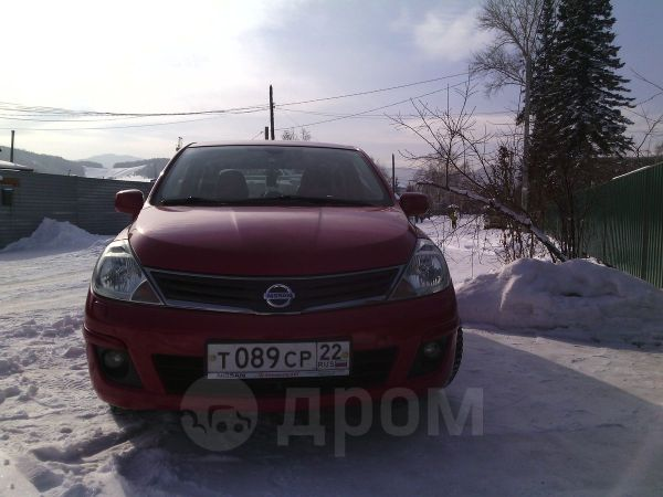 Nissan Tiida, 2010 год, 559 000 руб.