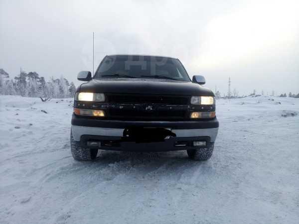 Chevrolet Tahoe, 2000 год, 320 000 руб.