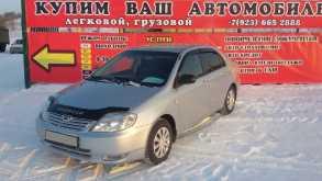 Горно-Алтайск Corolla 2004