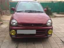 Геленджик Minica 1997