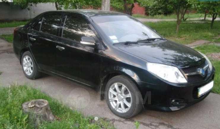 Geely MK, 2012 год, 250 000 руб.