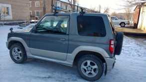 Рубцовск Pajero Mini 2002