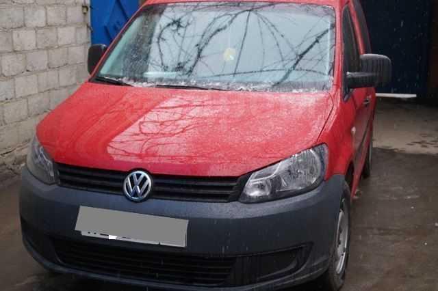 Volkswagen Caddy, 2012 год, 455 000 руб.