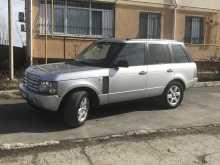 Симферополь Range Rover 2003