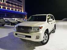 Новый Уренгой Land Cruiser 2012