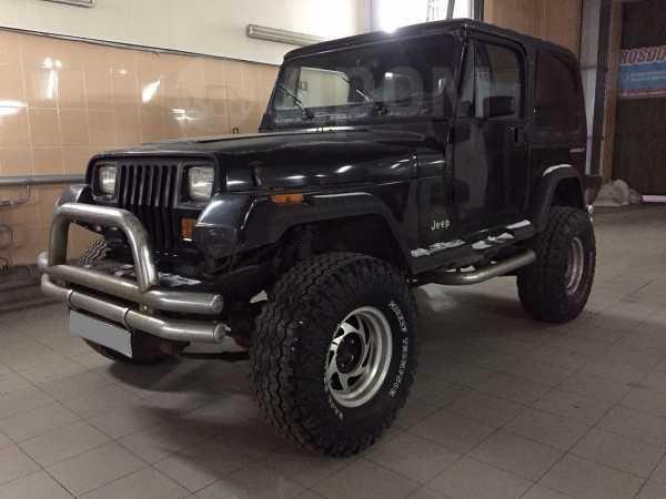 Jeep Wrangler, 1993 год, 620 000 руб.