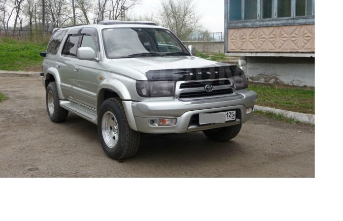 Toyota Hilux Surf, 1999 год, 420 000 руб.