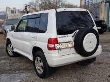 Владивосток Pajero iO 2000