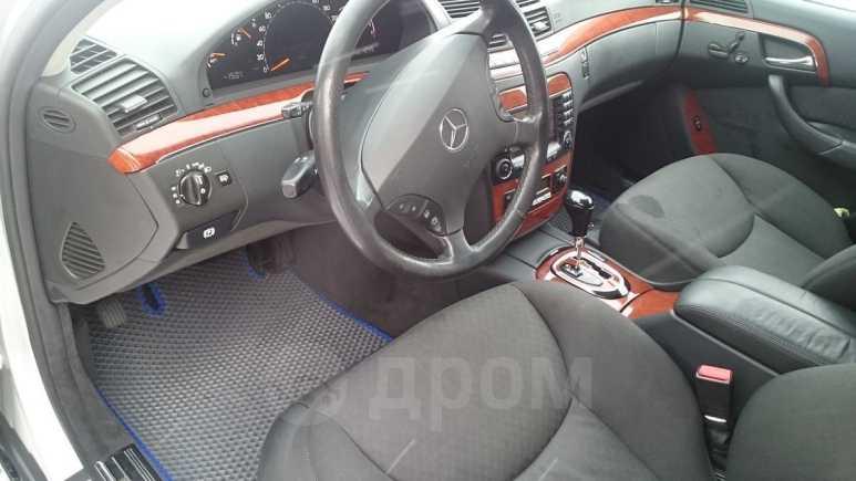 Mercedes-Benz S-Class, 2004 год, 530 000 руб.