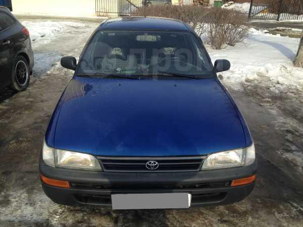 Toyota Corolla, 1996 год, 196 000 руб.