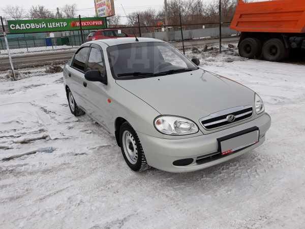 ЗАЗ Шанс, 2010 год, 118 000 руб.