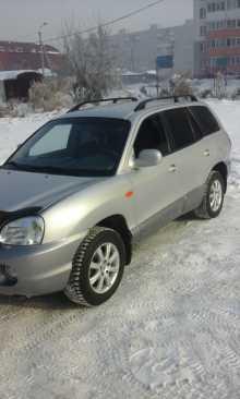 Омск Santa Fe 2004
