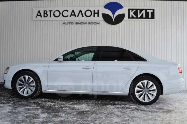 Audi A8, 2012 год, 1 599 000 руб.