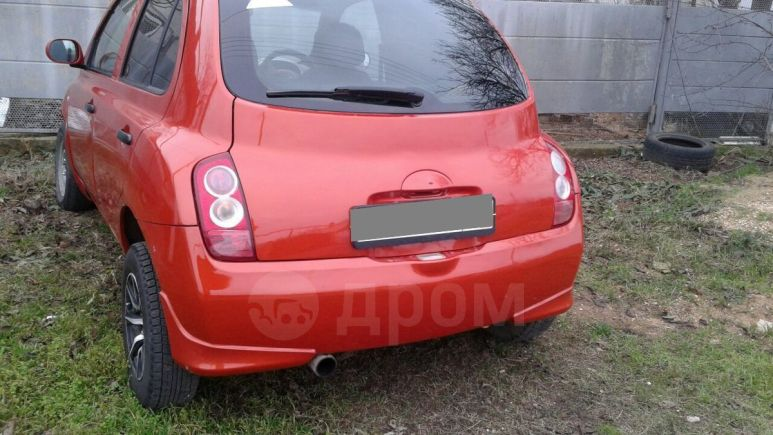 Nissan March, 2004 год, 130 000 руб.