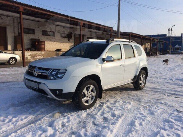 Renault Duster, 2017 год, 960 000 руб.