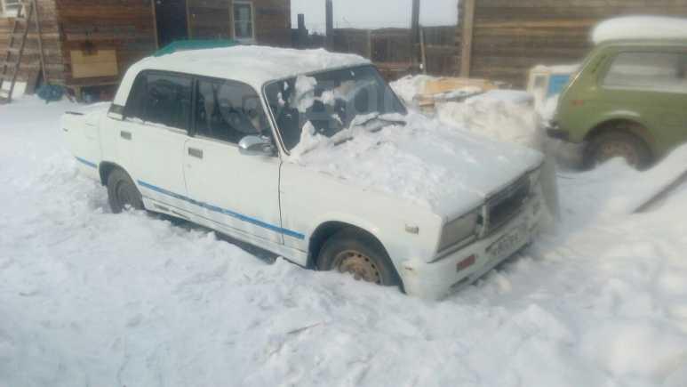 Лада 2107, 1996 год, 28 000 руб.