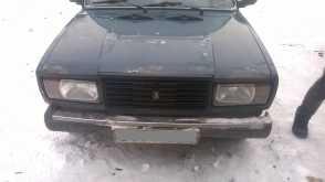 ВАЗ (Лада) 2107, 1999 г., Барнаул