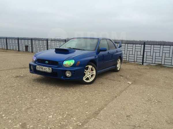 Subaru Impreza WRX, 2002 год, 350 000 руб.