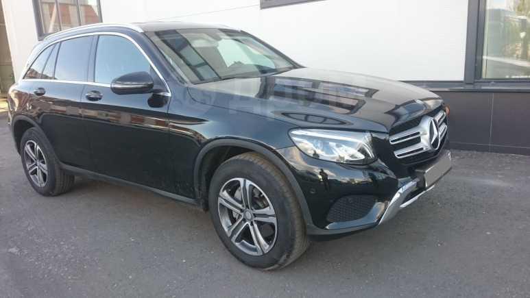 Mercedes-Benz GLC, 2016 год, 2 250 000 руб.