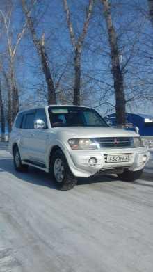 Белогорск Pajero 2002