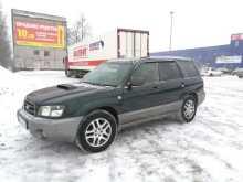 Барнаул Forester 2004