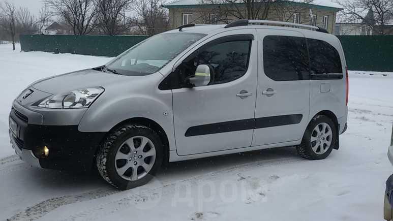 Peugeot Partner Tepee, 2011 год, 440 000 руб.