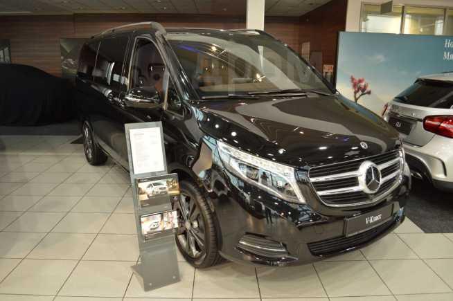 Mercedes-Benz V-Class, 2017 год, 4 750 000 руб.