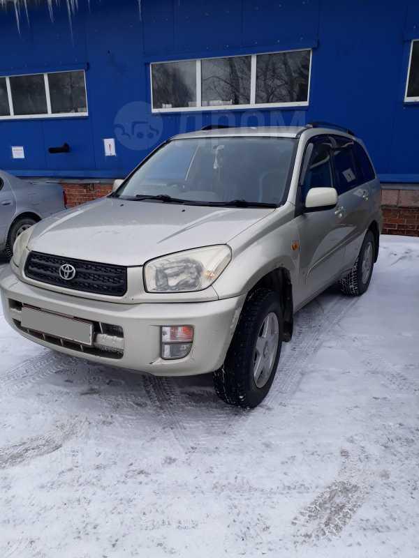 Toyota RAV4, 2001 год, 444 000 руб.