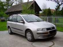 FIAT Stilo, 2003 г., Новосибирск