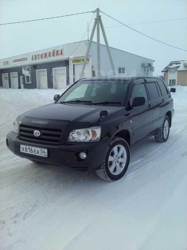 Toyota Kluger V, 2004 год, 685 000 руб.