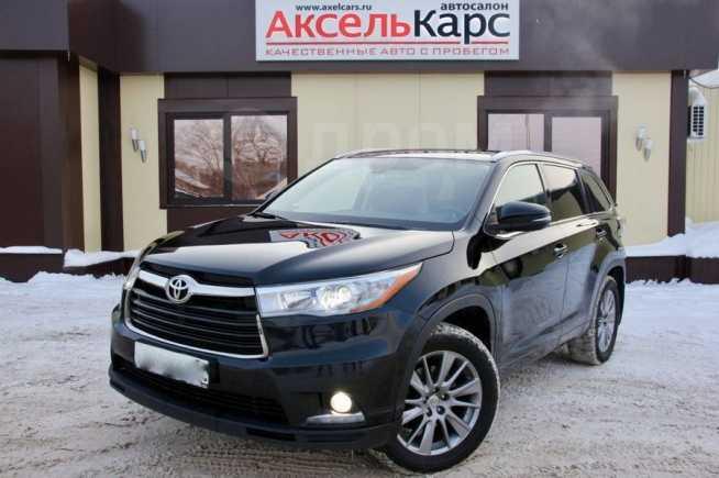 Toyota Highlander, 2014 год, 2 290 000 руб.