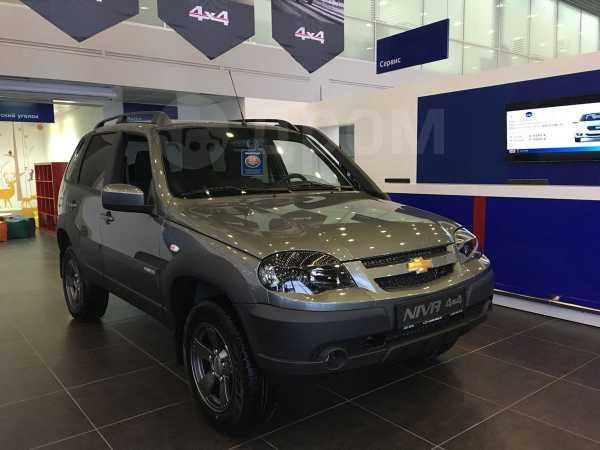 Chevrolet Niva, 2018 год, 705 500 руб.