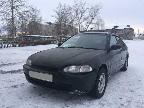 Honda Civic Ferio, 1992 год, 58 000 руб.
