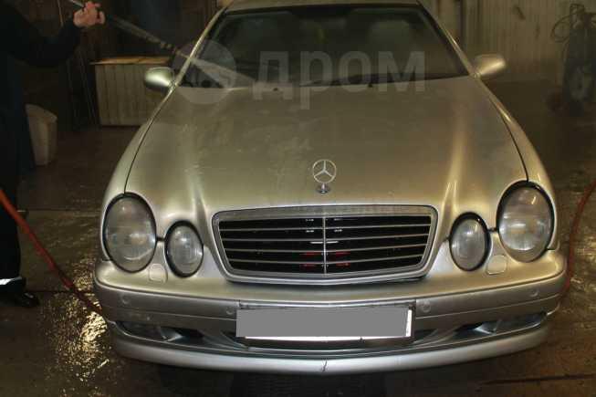 Mercedes-Benz CLK-Class, 1998 год, 290 000 руб.