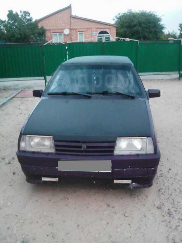 Лада 2109, 1998 год, 45 000 руб.