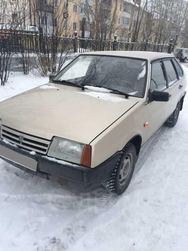 Лада 2109, 1998 год, 53 000 руб.