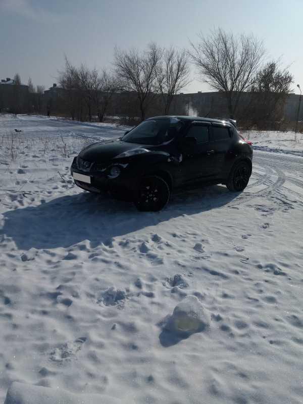Nissan Juke, 2012 год, 610 000 руб.